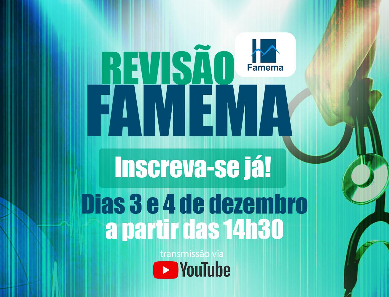 Revisão Famema